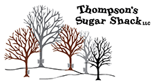 Thompson's Sugar Shack Logo
