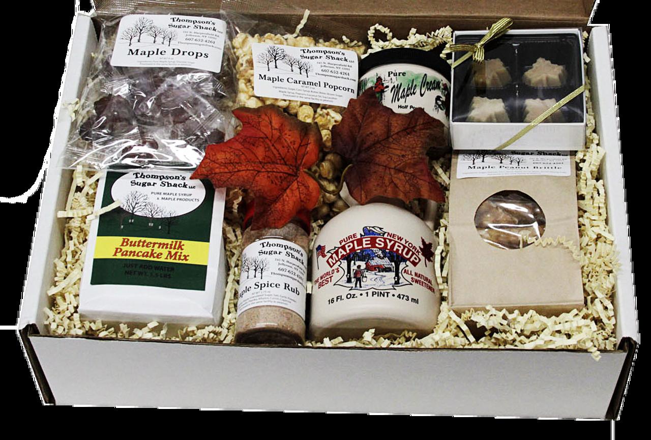 maple tree  gift box